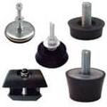 Anti-Vibrations-Pads-Maschinenfuß