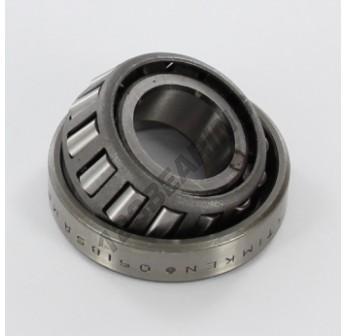 05079-05185A-TIMKEN - 19.99x46.98x14.38 mm