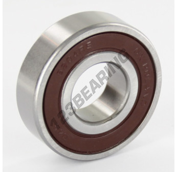 6204-2RS - 20x47x14 mm