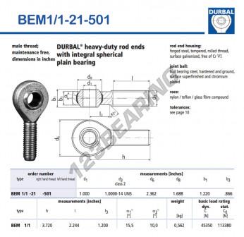 BEM1-1-21-501-DURBAL