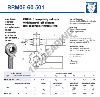 BRM06-60-501-DURBAL