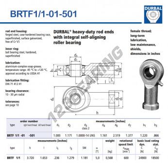BRTF1-1-01-501-DURBAL