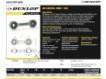 Gelenköpfe SI - DB-SA-067-DUNLOP