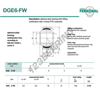 DGE6-FW-DURBAL