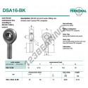 DSA16-BK-DURBAL