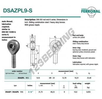DSAZPL9-S-DURBAL