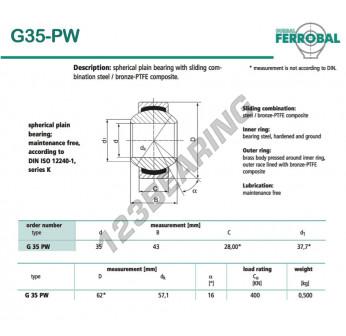 DG35-PW-DURBAL