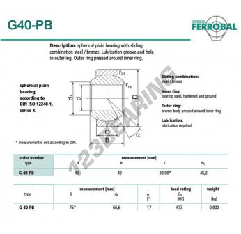 G40-PB-DURBAL