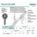 GAL35-UK-2RS-DURBAL
