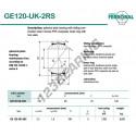 GE120-UK-2RS-DURBAL