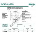 GE45-UK-2RS-DURBAL