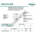 DGE80-ES-2RS-DURBAL