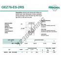 DGEZ76-ES-2RS-DURBAL