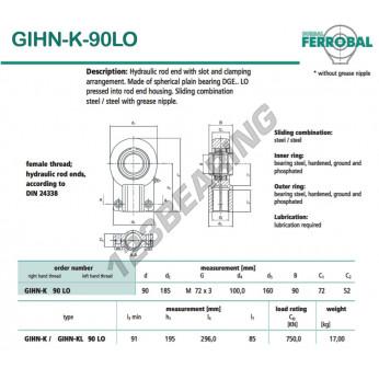 GIHN-K-90LO-DURBAL