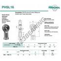 PHSL16-DURBAL