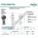 PHSL30M27X2-DURBAL