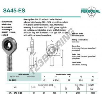 SA45-ES-DURBAL