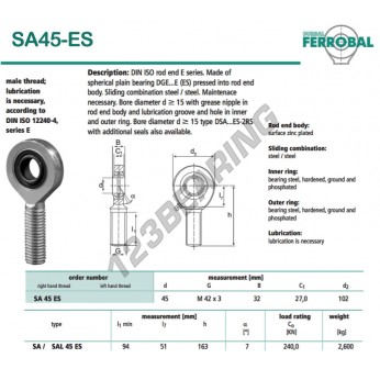 DSA45-ES-DURBAL
