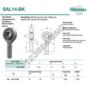 SAL14-BK-DURBAL