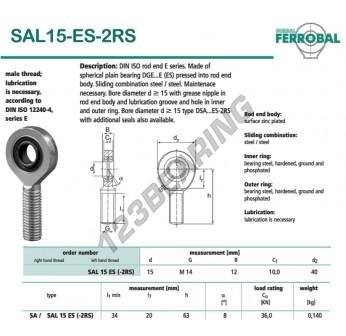 DSAL15-ES-2RS-DURBAL