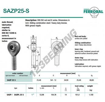 SAZP25-S-DURBAL