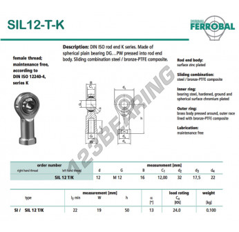 SIL12-T-K-DURBAL