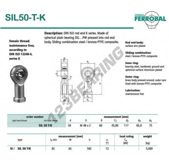 SIL50-T-K-DURBAL
