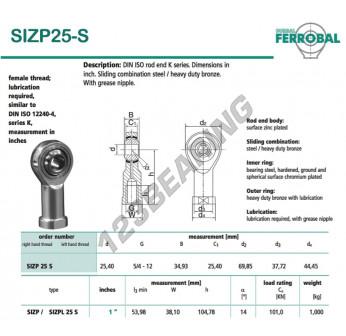 SIZP25-S-DURBAL
