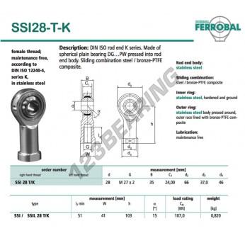 SSI28-T-K-DURBAL